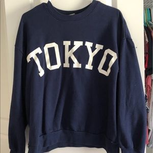 Sweaters - Tokyo Crewneck